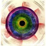 Spinning-mandala